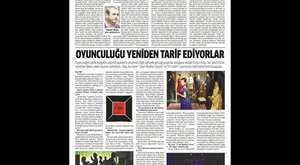 Tiyatro Gazetesi Aralık 2016