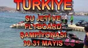 Türkiye Sujeti ve Flyboard Şampiyonası 1-2 Ağustos Abana Kastamonu Yarışı