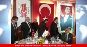 Medya Türk TV'de DYP Genel Başkan Yrd. Ziyareti