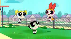Powerpuff Girls 2016 1.Sezon 3.Bölüm (Pijama Partisi)