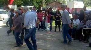 Gürcü Eğlencesi Açılış Konuşması - 12 Mayıs 2013