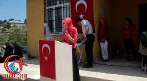 Konya Büyükşehir Belediyesi Ekibi Aygır'da İnceleme Yapıyor
