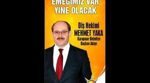 karapınar belediye başkanı mugayıtoğlu kaza yaptı