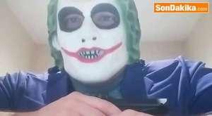 Joker Maskeli Adam Her Hafta Bir Müslüman Öldüreceğim