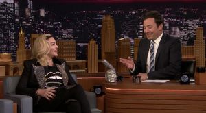 Madonna MDNA Skin Promotion  The Tonight Show  Full HD