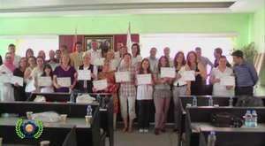 Gaziemir Belediyesi Halk Oyunları Kursiyerleri Gösterileri