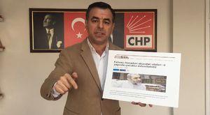 `Bakanlığın Atatürk`e yaptığı NATO ile aynı...`