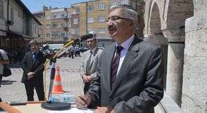 Bor Belediyesi Kültür Evi Açıldı