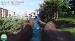 Cumhuriyet Parkı Cumhuriyet Bayramı`na hazır