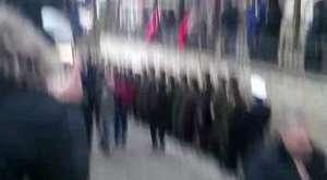 Sarıyer'de halk otobüsünde şok sözler