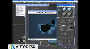 Autodesk 3Ds Max ile Cam Tuğla Dispersion Caustic Etkisi