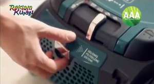Flooris Elektrikli Süpürge Profilo Reklamı