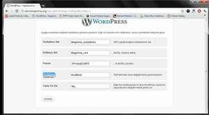 WordPress Kurulumu Video Anlatım