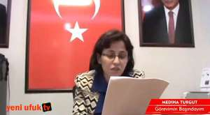 MHP'de Hayri Güleç A. Adaylığını açıkladı