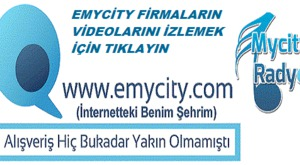 EMYCİTY - RADYO JİNGLE