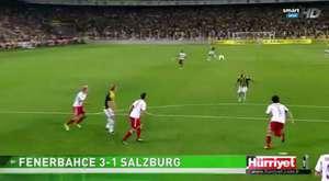 Fenerbahçe  Salzburg maçı