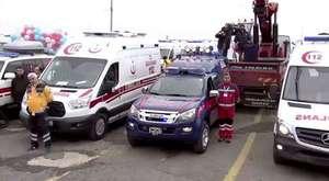 Kanada sağlık Ekibi Kalp Müdahalesi