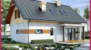 SerVilla Celik Villa - Villa Modelleri / E-VillaProje #14-2093