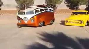 Amazing Volkswagen Bus