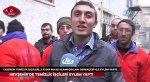 Nevşehir`de kan bağışı kampanyası