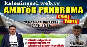 Amatör Panaroma (29.06.2020)