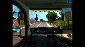 Euro Truck Simulator 2 | Multiplayer | Bölüm3 | Kabin Aksesuarları Tanıtım