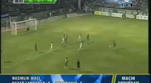 Opel Dostluk Maçı: Galatasaray 3 -- 3 Malaga CF