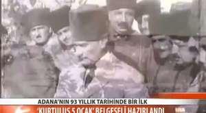 Türk Gençlik Kurultayı Açılışı