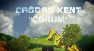 Çorum Belediyesi Fen İşleri Müdürlüğü 2012 Tanıtım Filmi