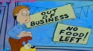 Garfield ve Arkadaşları 1.Sezon 11.Bölüm