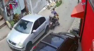 FETÖ şüphelisi eski polis vurularak yakalandı