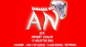 AN - MEHMET CANLAR