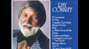 Ray Conniff - BEYOND THE SEA ( EL MAR ) ( sin video )