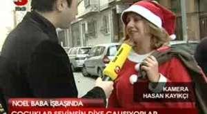 Delipazarı Noel Baba Organizasyonu