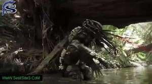 Predator ve Wolverine Karşılaşıyor