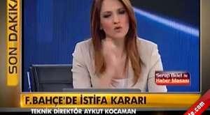 Aykut Kocaman İstifa Etti (29 Mayıs 2013)