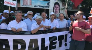 AK PArti Akhisar Seçim Bürosunu Spor Bakanı Açtı