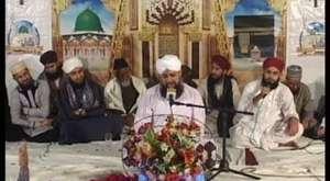 Live Barkati Milad 2014 ( Madina ) Al Hajj Muhammad Owais Qadri ( Mustafai Tv )