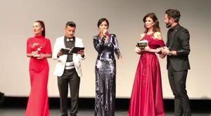 Banu Parlak - Yılın En İyileri Ödül Töreni