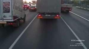 Çılgın Motor Kazaları