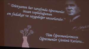 Beypazarı-Hatice-Cemil Ercan lisesinde Nevruz şenliği