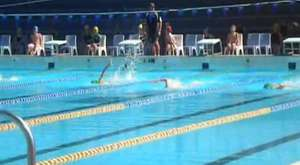 SWIMMING RACE FINAL