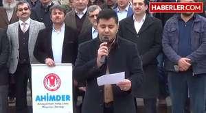 Abdulhamit Budak (AHİMDER Başkanı) - DUA