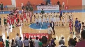 Genç Erkekler Türkiye Şampiyonası Ödül Töreni