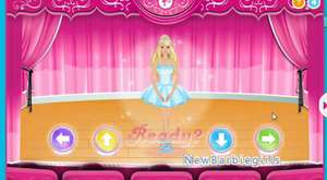 Barbie Tutu Star. Eğlenceli Barbie Dünyası