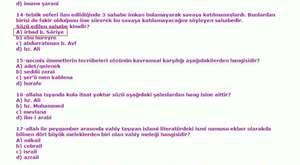 İLH2006 02.Ünite Medineweb - HADİS Ders Özeti Sünnetin Dindeki Yeri