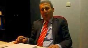 ASDEF Amasyalı Dernekler Federasyonu Genel Başkanı İsmail AKTAŞ