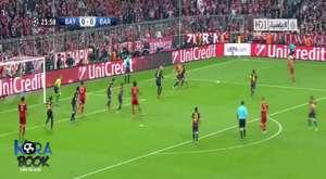 Bayern Münih - Barcelona Geniş Özet