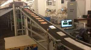 Depo sorter otomasyonu