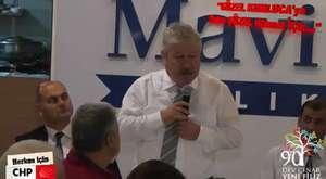 Prof. Dr. Mustafa AKAYDIN'ın Kumluca Konuşması